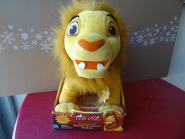 DISNEY LION KING  INTERACTIVE READY TO ROAR SIMBA NEW IN BOX WITH MANE C... - $49.99