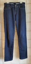 Women's Juniors Size 2S -Sonoma Life Style Blue Jeans - Slim straight - Mid Rise - $18.76