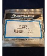 Quicksilver OEM Oil Seal - Mercury/Mariner Outboard Motors Part 26-89238 - $5.44