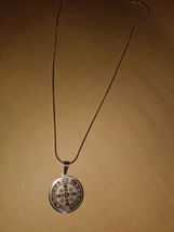 Silver San Benito Necklace - $2.00