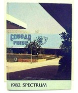 1982 Spectrum Norco High School Norco California Signed Annual Yearbook - $39.99