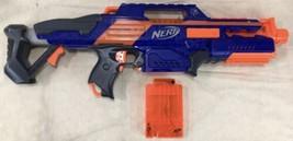 NERF N-Strike Elite Rapidstrike CS-18 Motorized Dart Blaster Hasbro 2012 WORKS - $39.55