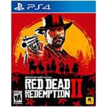 Take-Two Red Dead Redemption 2 - Action/Adventure Game - PlayStation 4 - $75.50
