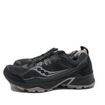 Saucony Women's Running Shoes Escape TR4 Black/Lavender s15423-5 Size 9.5 - $34.65
