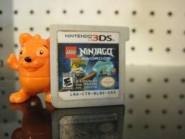 Lego Ninjago Nindroids Nintendo 3DS 2014 Game - $11.48