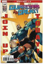 GUARDIANS OF THE GALAXY #146 (MARVEL 2018) PRIORITY MAIL SHIPPING - $2.99