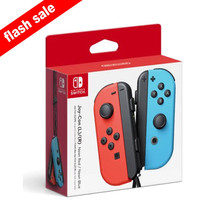 Nintendo Switch Joy-Con Pair (Neon Red and Neon Blue) - $98.99