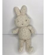 Bunnies by the Bay Pretty Girl Listen Bunny Rabbit Cream Super Soft Plus... - $53.39