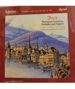 Bach, J.S.: Organ Fantasias, Preludes & Fugues Cd - $11.99