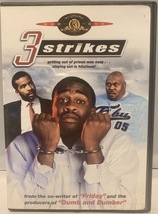3 Strikes (DVD, 2000, 82 Min.) 027616851369 - $60.05