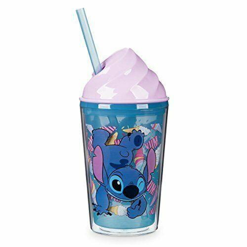 Disney Stitch Ice Cream Dome Tumbler with Straw - $19.75