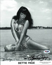 Bettie Page & Bunny Yeager Signed Photo 8X10 Rp Autographed Picture - $19.99