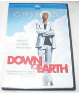 Down To Earth DVD, 2001 , Chris Bush, Chris Weitz, Paul Weitz U. S. A - $7.33