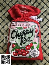 Mlesna Cherry Natural  Flavored Tea in Cloth Pouch - $5.45