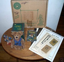 BOYDS BEARS & FRIENDS Collector's Club Kit - 1996 - $49.99