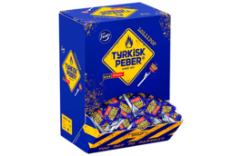 Fazer Tyrkisk Peber Original Lollipop  Candy 9 g * 130 pcs 2.97lb Finland - $59.40