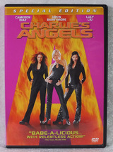 Charlie's Angels Special Edition DVD  Lucy Liu Drew Barrymore Cameron Diaz - $5.00