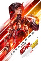 "Ant Man And The Wasp Movie Poster 13x20"" 27x40"" 32x48"" Marvel Comics Art Print - $10.79+"