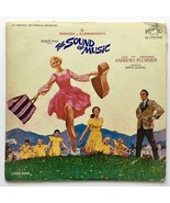 The Sound of Music LP Vinyl Record RCA Victor LSOD 2005 1965 Original Issue - £55.34 GBP