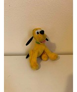 "Plush Stuffed Animal Disney Pluto 7"" Mickey Mouse Clubhouse Just Play - $0.98"