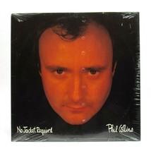 PHIL COLLINS No Jacket Required Vinyl Record LP 1985 Atlantic 81240-1 SE... - £21.75 GBP