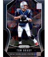 Tom Brady 2019 Panini Prizm Card #18 - $0.99