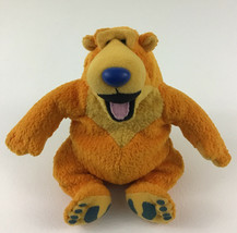 """Bear In The Big Blue House 7"""" Star Bean Bag Plush Stuffed Toy Fisher Price - $24.90"""