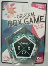The Original Rox GAME- Puzimals Series 5 Collectible Gamerox And Case *Lemur - $8.86