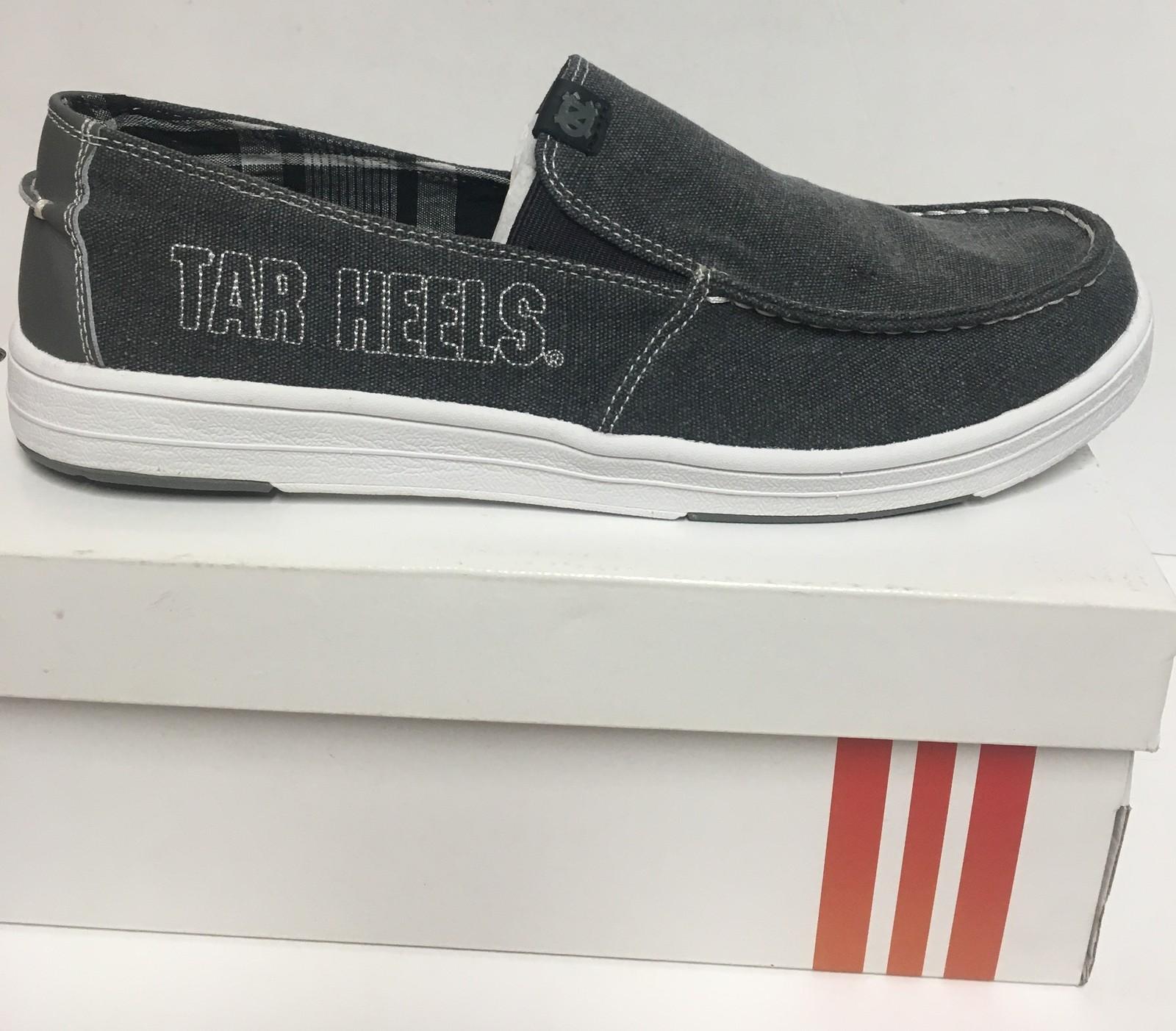 University of North Carolina Tar Heels Men's Team Shoes Gray Sz 12M