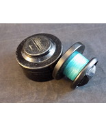 VINTAGE Mitchell 300 SPINNING REEL SPOOL Made in France w/ Large Spare Case - $9.89
