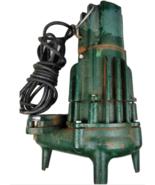 Submersible Zoeller Pump G295-B High Head Waste Single Seal Series Pneum... - $617.50