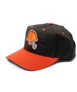 Cleveland Browns Vintage NFL Team Color Replica Snapback (New) By Drew P... - $21.99