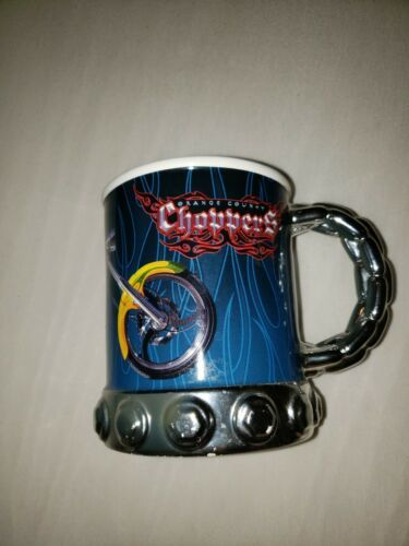 Primary image for OCC Orange County Choppers 2004 Collectible Coffee Mug Never Used