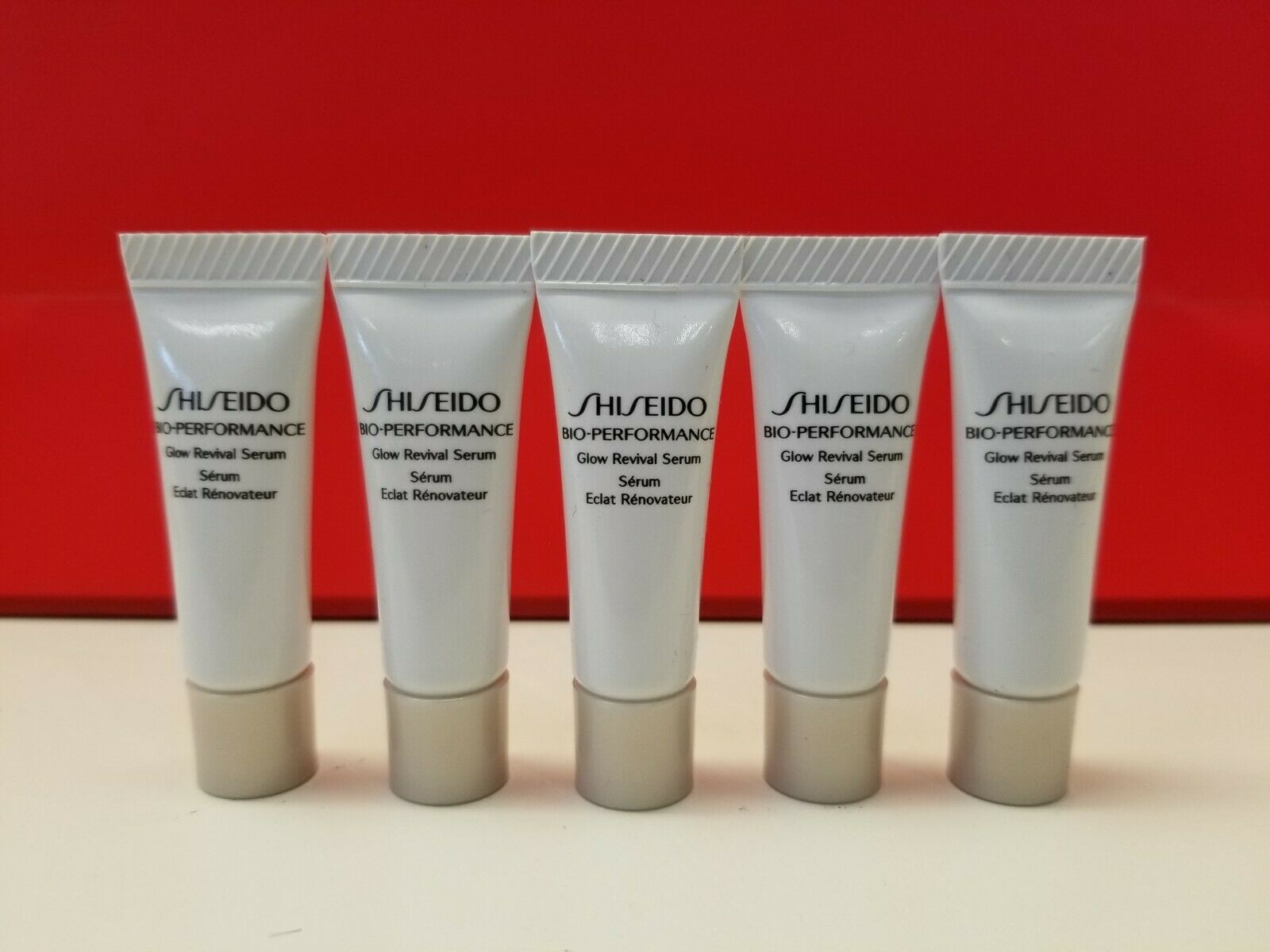 Primary image for Shiseido Glow Revival Serum 2ml x 5 pieces