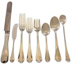 Flemish by Tiffany & Co Sterling Silver Flatware Set 12 Service 104 pcs ... - $12,500.00