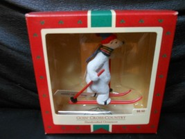 "Hallmark Keepsake ""Goin' Cross-Country"" 1988 Ornament NEW - $3.17"