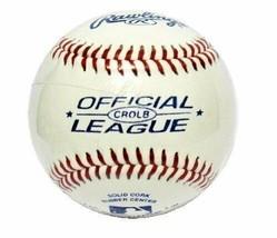 Rawlings Official League CROLB Baseball - $8.42