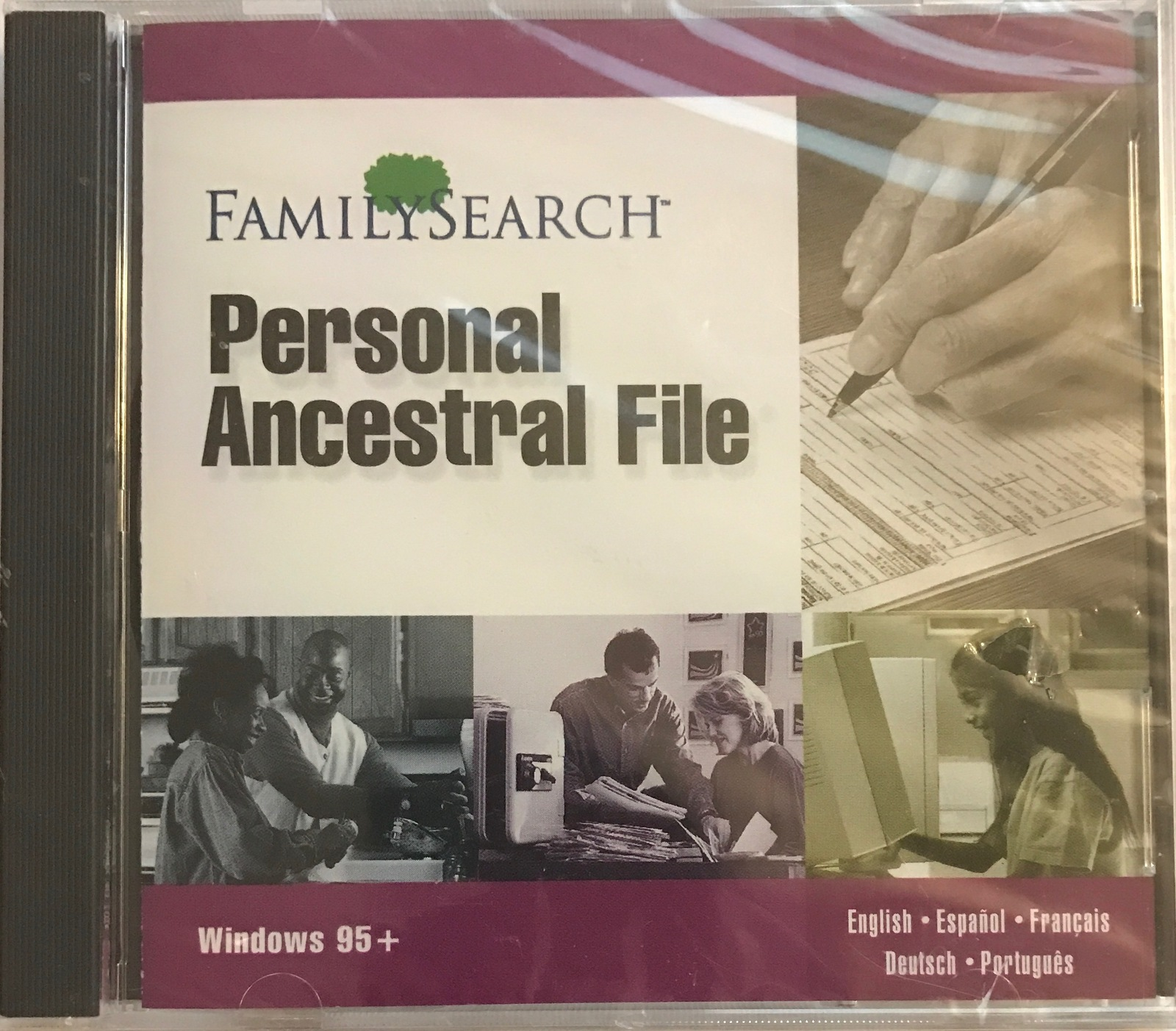 Personal Ancestral File For Mac