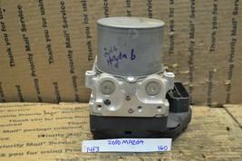 2010 Mazda 6 ABS Pump Control OEM Module GS4F437A0 160-14f3 - $54.99
