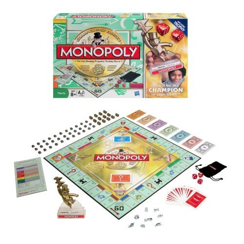 Monopoly Family Championship - $27.71