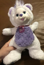 2016 Bear Surprise Purple White Mom Only Stuffed Plush No Babies Just Pl... - $25.73