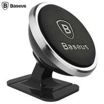 Baseus Universal 360° Rotating Car Holder Magnetic Mount Stand For Smart... - $7.87