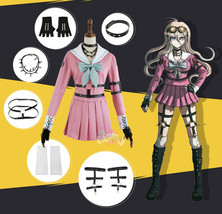 Danganronpa V3: Killing Harmony Iruma Miu School Uniform Cosplay Costume... - $68.99