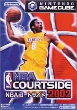 USED Gamecube NBA DOLGNBJ 2002 Courtside - $9.22