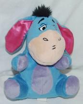 "Winnie The Pooh Disney Eeyore Plush Stuffed Animal Toy 8"" - $18.17"
