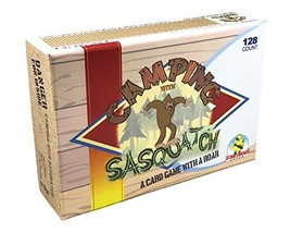 Lethal Chicken Games Camping with Sasquatch - $34.90