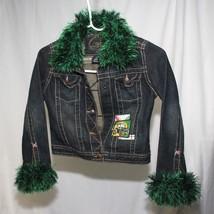 Gap John Deere Denim Jacket Girls S 6-7 - $28.91