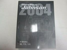 2004 Johnson 4 Stroke 90, 115, 140 Service Repair Shop Workshop Manual OEM - $79.22