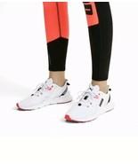 PUMA Women's Weave XT Sneaker, White-Pink Alert, 9 M US - $51.23