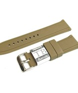 rubber Resin  24mm green army watch band for Panerai watersports - $21.12